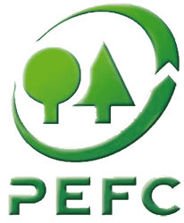 Dunscar Timber is accredited by PEFC
