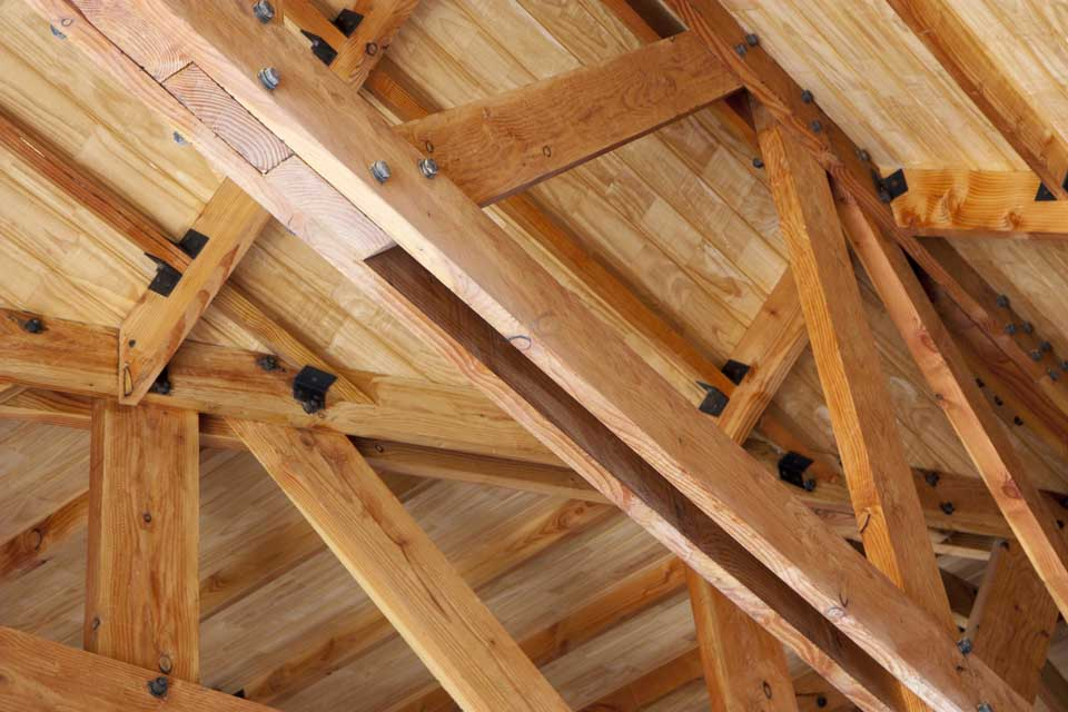 Feature Trusses Dunscar Timber Bolton Manchester